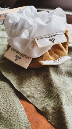 Sustainable Fabrics, Street Look, Scrunchies, Mindful, Twine, Plant Based, Im Not Perfect, Ireland, Bamboo