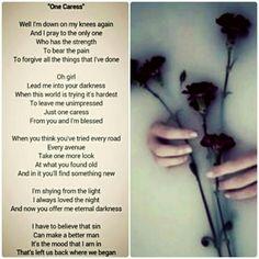"""One Caress"" by Depeche Mode #SongsOfFaithAndDevotion"