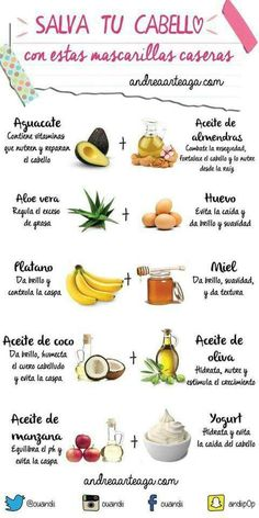 Hair Mask - Dealing With Your Hair: Tips For Ideal Results Beauty Care, Beauty Skin, Beauty Hacks, Hair Beauty, Healthy Tips, Healthy Hair, Facial Tips, Cabello Hair, Hair Loss Remedies