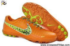 New Orange/Volt/Citrus Nike Elastico Finale II For Sale