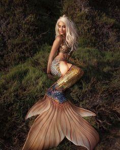 Little mermaid nest 🧜🏻♀️🍃 Model/Crow