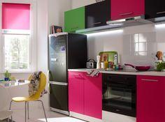 Cuisine meubles colores castorama