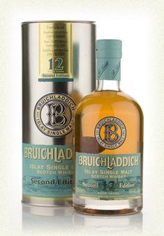 Bruichladdich 12 Year Old (2nd Edition)