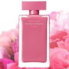 """narciso rodriguez fleur musc - """"Fleur Musc is the result of my desire to create a fragrance with a musk heart that blends with a warm pink flower to create a unique pink composition. Fleur Musc represents courageous and passionate femininity. This is a fragrance that exudes charm and grace."""" - Narciso Rodriguez."""