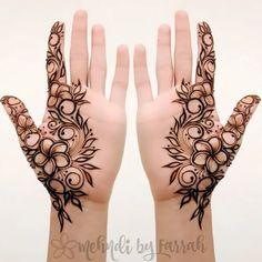 Best Henna Tattoo Designs And Ideas For Women - Henna tattoo - Henna Designs Hand Khafif Mehndi Design, Simple Arabic Mehndi Designs, Mehndi Designs Book, Mehndi Designs 2018, Modern Mehndi Designs, Mehndi Design Pictures, Mehndi Designs For Girls, Mehndi Designs For Beginners, Beautiful Henna Designs