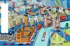 Praatplaat Londen