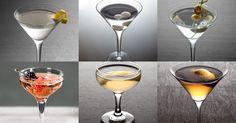 MARTINI RECETAS A pesar de ser uno de los cócteles más reconocibles de la existencia, la historia de la Martini está lejos de ser simple. Lo creas o no, no se sabe quién inventó la combinación amado de la ginebra y el vermut seco, pero no hay escasez recetas de martini, mitos y especulaciones expresión de deseos.