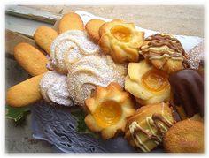 Menta e Cioccolato: Frollini al Burro....una Delizia per il palato!!!!