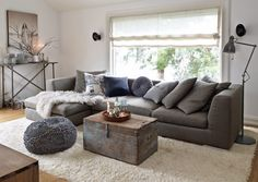living rooms with grey couches room light green carpet 30 best charcoal couch images home house srta pepis greyliving sofahome