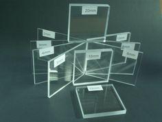 TOP Glasklar XT Zuschnitt Platte Plexiglas ® Acrylglas klar Scheibe farblos | eBay