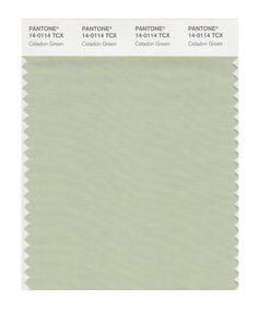 Pantone Celadon Green