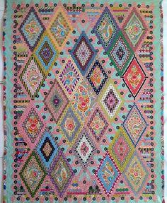 Mary Tolman Quilt pattern by Brigitte Giblin