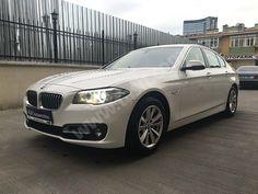 BMW 5 Serisi 5.25d xDrive Premium MDC AUTOMOTİVE'DEN 2015 BMW 525 XDRİVE PREMİUM BORUSAN BOYASIZ