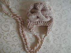 Knit Baby Boy Hats, Toddler Boy Knitted Hats, Newborn Boy Hats, Baby Knit Hat Boy Photography Props. $16.50, via Etsy.