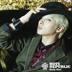 Boys Republic's Minsu 'Only Girl'