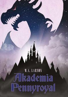 Okładka książki Akademia Pennyroyal