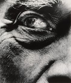 Bill Brandt, Georges Braque, 1960.