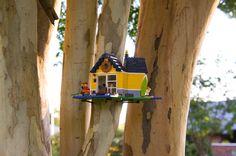 Lego tree house..