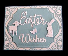 Ann Greenspan's Crafts: A Toned Down Easter card