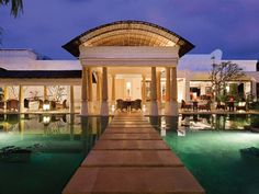 Poolside restaurant at Vivanta by Taj - one of the best beach resorts in Kerala Boutiques, Exotic Beaches, Kerala India, Beach Holiday, Beach Resorts, Outdoor Pool, Hotel Offers, Places To Visit, Front Desk
