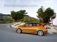 Fordimages.com - 2017 Ford Fiesta : Posters and Framed Art Prints Available