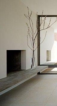 Concrete plinth