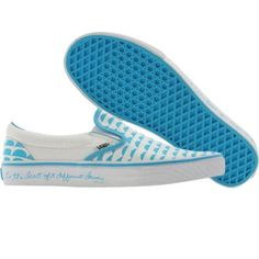 480e4a83966255 Vans Classic Slip-On LX - Galinsky Waves (aquarius   t white)
