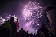 New York Bolsters Counterterror Response For July 4 Fireworks Show