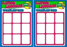 CLASSROOM LANGUAGE  BOARD GAME VOCABULARY CARDS http://eslchallenge.weebly.com/english-yes-1.html