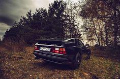 Porsche 944 turbo by Artur Owsiany