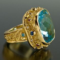 Ch. 42: and I could see Felix sneaking back later to buy this to propose to Angela.  Tuscan Garden Series Ring: Victoria   Zaffiro Jewelry