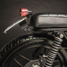 RocketGarage Cafe Racer: GINGER By Yuri Motorcycles