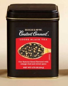 Enjoy the home brewed taste of Constant Comment tea that is crafted from our finest quality leaves.  Shop for your Constant Comment tea at Bigelow's.