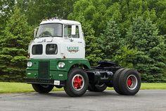 International trucks (America) pt. of Navistar. — at North America.