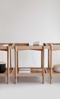 Mai Tai Bar trolley for PUNT by odosdesign.