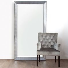 Omni Leaner Mirror | Mirrors | Mirrors-and-lighting | Z Gallerie