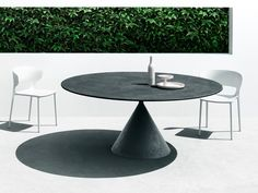 Desalto Clay Outdoor Table by Marc Krusin - Chaplins