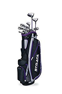 Womens full 14 club set from Amazon. Great value starter set. #golf #cbaffiliate