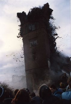 Fred Dibnah / Laburnum Mill Atherton