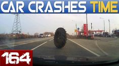 Weekly compilation the best car crashes videos caught on camera. In this episode - crashes at intersections, accidents with trucks, rear ends and surprises on the road. This compilation created for the educational purposes - watch and learn from the mistakes of others.   #accident de voiture #acidente de carro #autounfall #bad drivers #best of the week #best videos #best videos compilation #car crashes #Car Crashes Compilation 2017 #car crashes in america #car crashes time