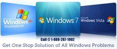 Call @1-888-287-1902 & Get Windows 8 Tech Support, Windows 7 Tech Suppport, Windows XP Tech Support & Windows Vista Tech Support Services at: www.mytechbay.com