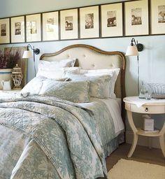 Relaxar No Seu Quarto!por Depósito Santa Mariah Amo uma cama bonita aconchegante..A mesa de cabeceira ta show.