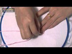 SaiGon Ribbon - Ruy băng Sài Gòn - hướng dẫn thêu cơ bản và nâng cao phần 3 - YouTube