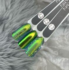 Lækker pigment med utal af design muligheder Enamel, Nail Art, Nails, Accessories, Design, Finger Nails, Vitreous Enamel, Ongles, Nail Arts