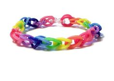 Artcove Now Ing Stretch Band Bracelet Loops At The Best Price Rainbow