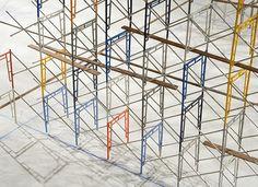 Scaffold (work in progress) – Tom Lauerman