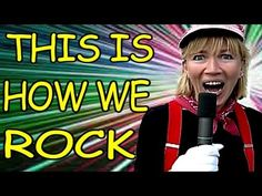 """This is How We Rock"" is a dance fitness song that children love. This video invites children to join in for a great dance workout. It's ideal for brain breaks, indoor recess and group activities. Join us for more free videos at: http://www.youtube.com/user/thelearningstation  http://www.facebook.com/LearningStationMusic"