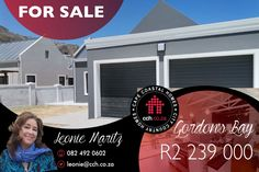 Corner plot in Nautilus Village! This beautiful modern home is an absolute delight to market. It is built with superior workmanship and offers a spacious living area, 3 bedrooms with 2 bathrooms and en-suite. High ceilings with undercover braai area outside and lots of entertainment space. 𝘾𝙤𝙣𝙩𝙖𝙘𝙩 Leonie Maritz on 082 492 0602 / leonie@cch.co.za #CCH #solemandate #gordonsbay #admiralspark #nautilusvillage #3bedroom #familyhome #mountainviews Area 3, Bay Area, Beautiful Modern Homes, 3 Bedroom House, High Ceilings, Coastal Homes, Mountain View, Primary School, Living Area