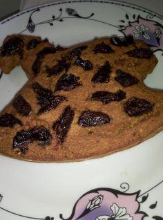 Κεικ βρώμης με δαμάσκηνα αποξηραμένα (1 μονάδα) Pancakes, French Toast, Cookies, Breakfast, Desserts, Food, Crack Crackers, Morning Coffee, Tailgate Desserts