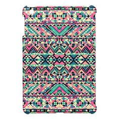 Pink Turquoise Girly Aztec Andes Tribal Pattern iPad Mini Case you will get best price offer lowest prices or diccount couponeDeals          	Pink Turquoise Girly Aztec Andes Tribal Pattern iPad Mini Case Review from Associated Store with this Deal...